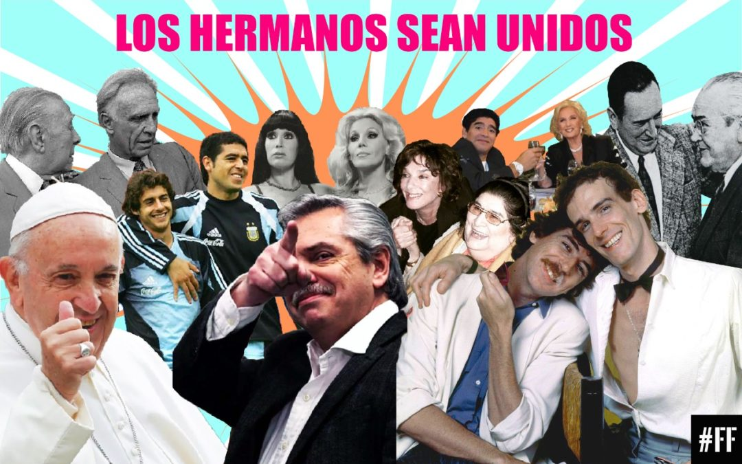 LOS HERMANOS SEAN UNIDOS