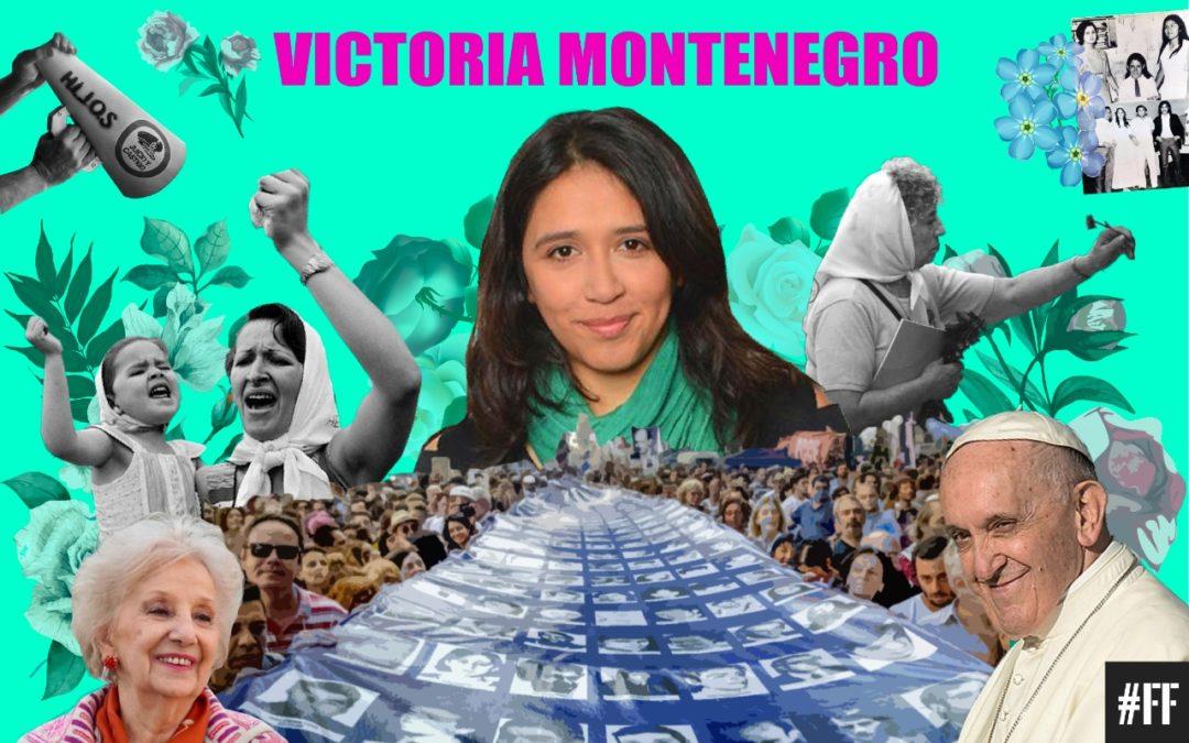 VICTORIA MONTENEGRO: «RECONCILIADA CON LA VIDA, CON MI HISTORIA Y CON MUCHA FE EN LO QUE VIENE»