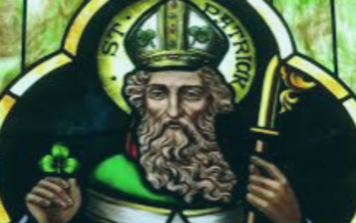 San Patricio, la hambruna de papa y las baldosas ungidas