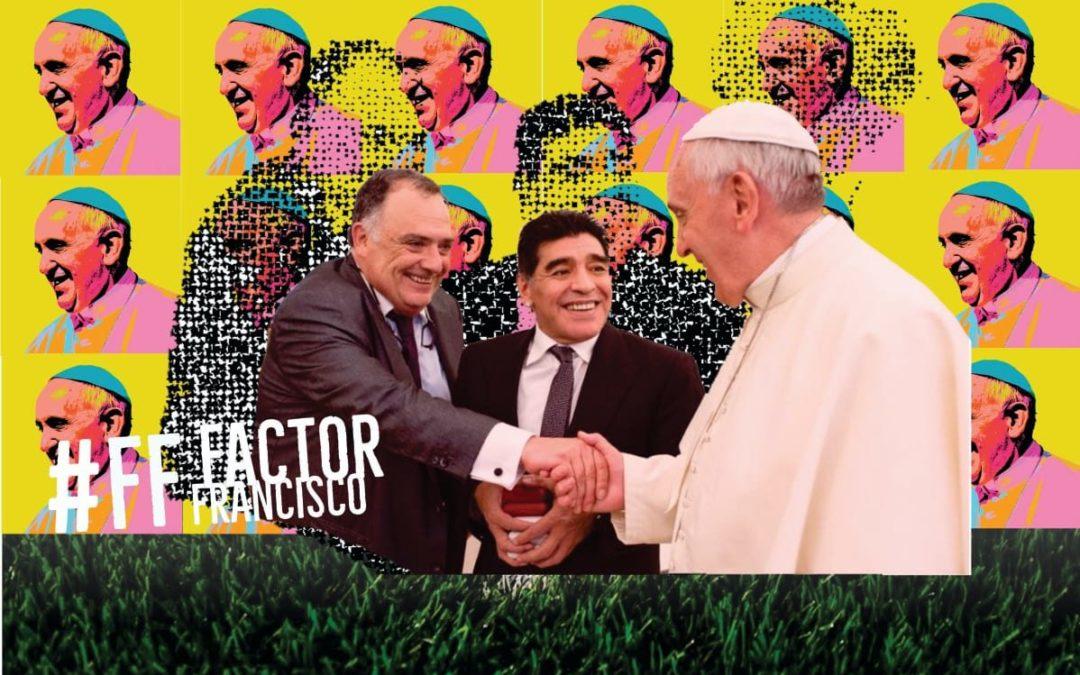 EDUARDO VALDÉS: Un papa latinoamericano, la confesión de Diego, lo que «The Economist» sabe,  y otras cosas que empiezan con p.
