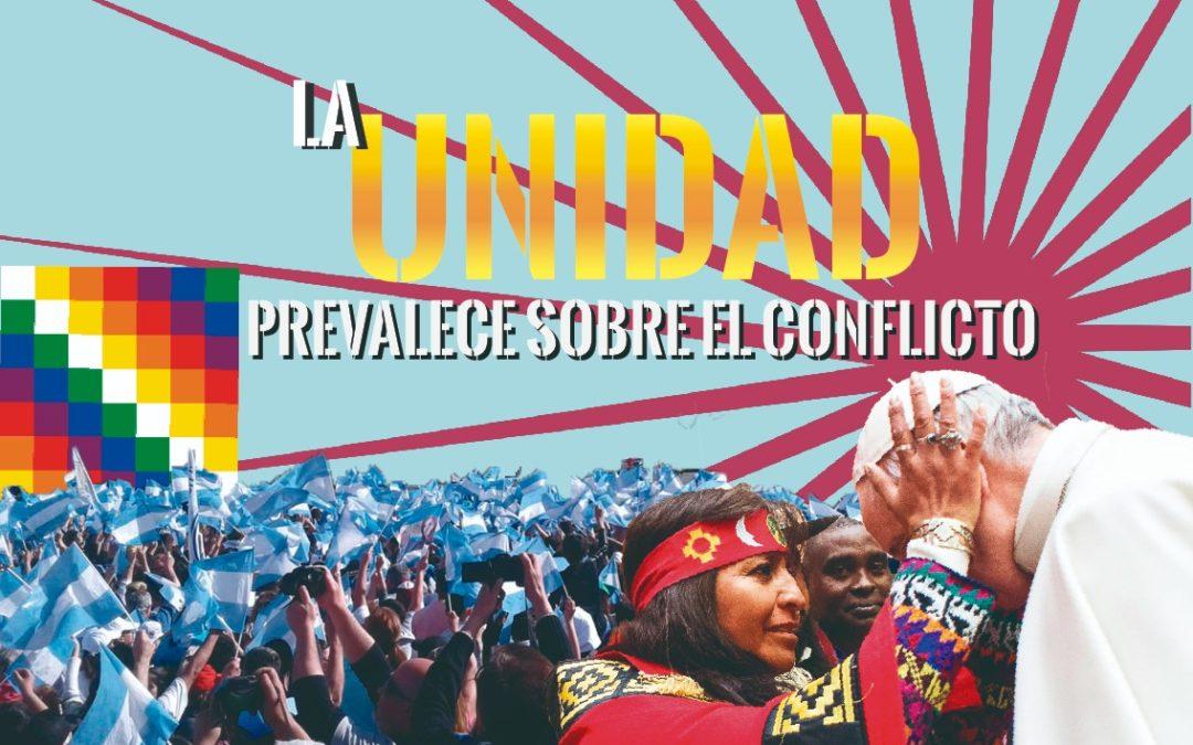 ACARICIAR LOS CONFLICTOS / ARTESANOS DE LA UNIDAD