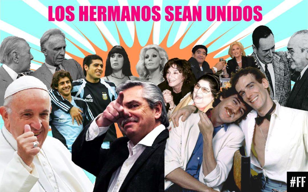 LOS HERMANOS SEAN UNIDOS