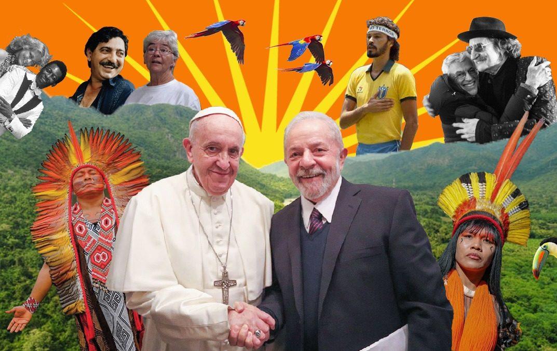QUERIDA AMAZONIA: una granada cósmica en el desierto del mundo y los discursos clausurados