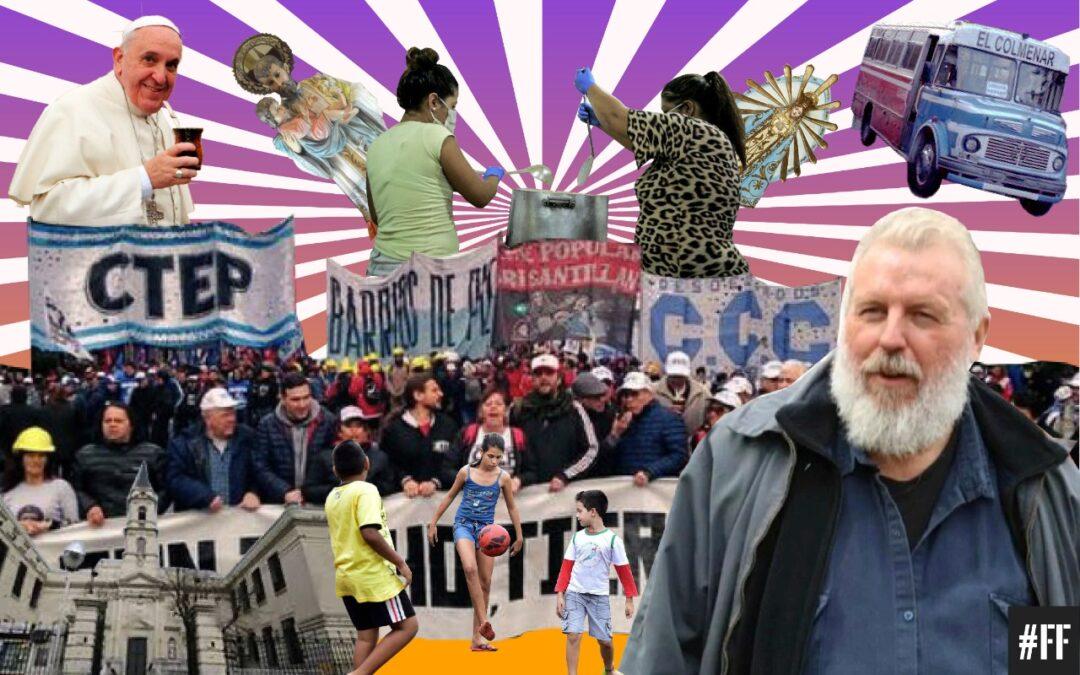 ESTEBAN «GRINGO» CASTRO: «Sólo la comunidad puede garantizar el futuro»