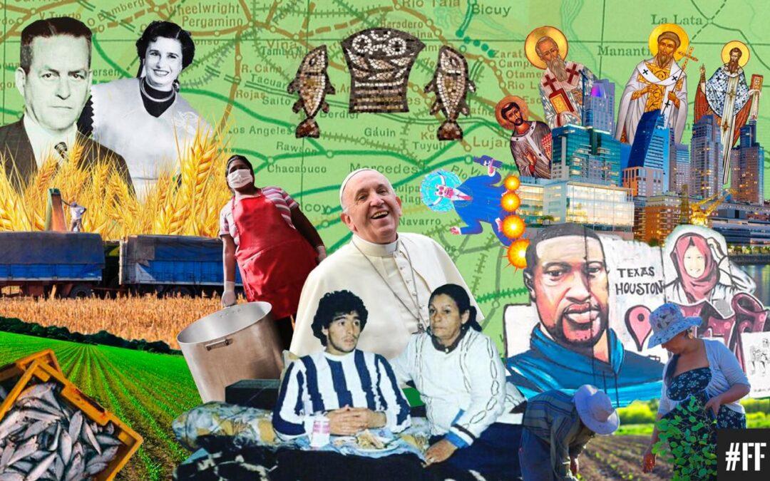 EL DESTINO UNIVERSAL DE LOS BIENES – Panes, peces, abundancia y Vicentín