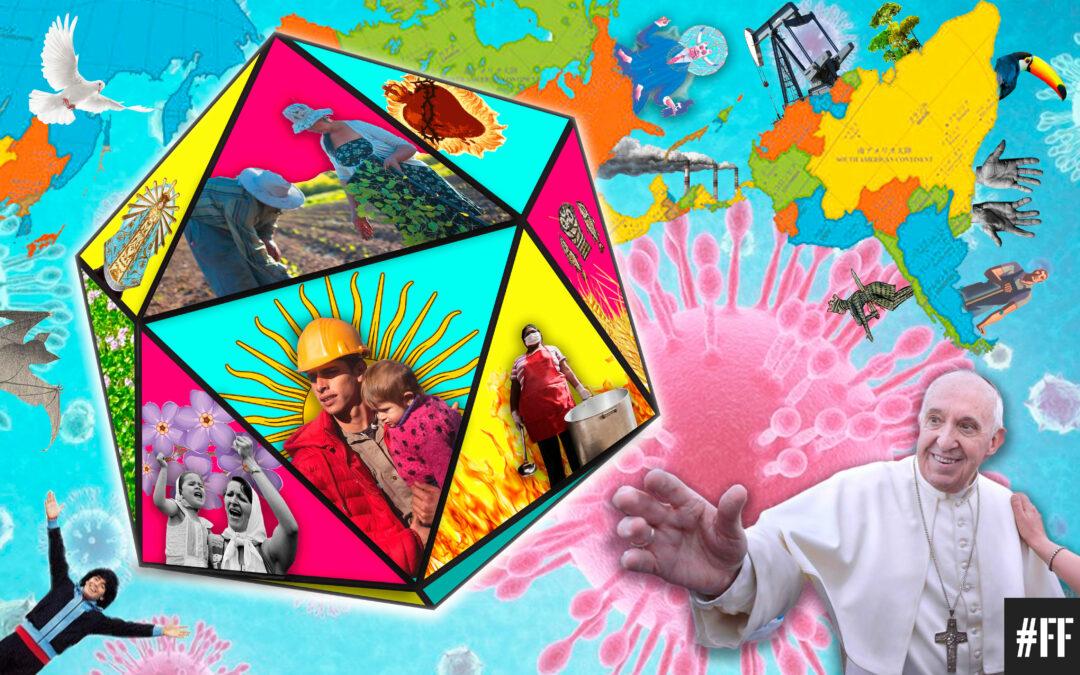 LA VERDAD ES SINFÓNICA. Un poliedro de voces e ideas desde el fin del mundo