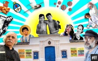 PANDEMIA, INDEPENDENCIA Y COSO – Santoro y Saborido se ponen #LAPATRIAALHOMBRO