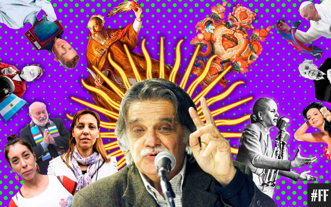 HORACIO GONZÁLEZ – Advertidos, indagantes, almados y disponibles para un nuevo capítulo de la historia nacional