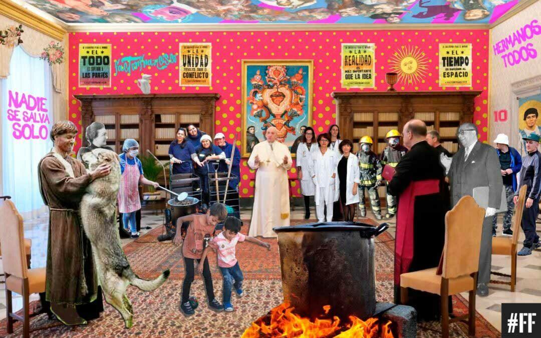 CURAR EL MUNDO – Una catequesis de cuidado, amor expansivo, diversidad solidaria y justicia social