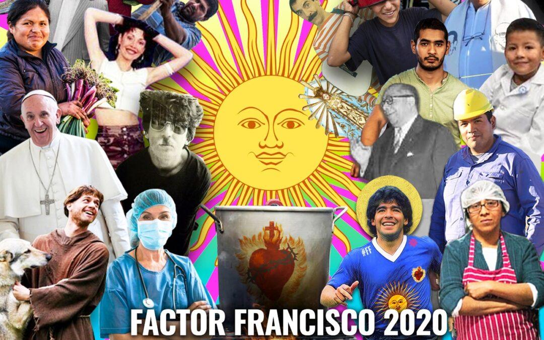 FACTOR FRANCISCO EN PANDEMIA: RECOMENZAR