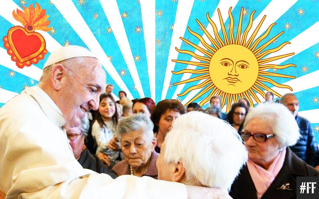 Francisco y los viejos: memorias, raices y el futuro de todos
