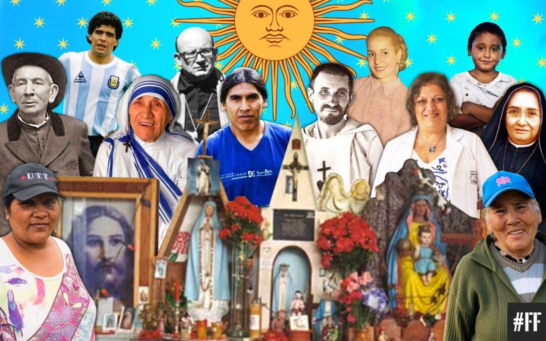 VIDAS DE FUEGO: SANTIDAD, MILITANCIA Y PLENITUD